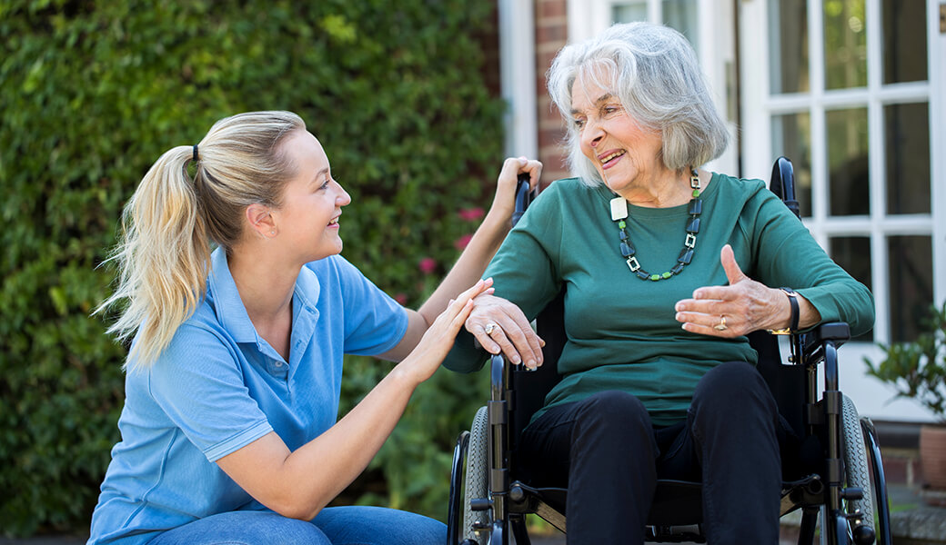 Benefits of Home Care Assistance